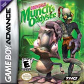 Munchs Odyssey for GBA