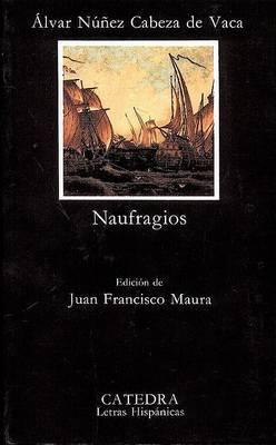 Naufragios by Alvar Nunez Cabeza de Vaca image