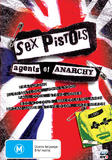 Sex Pistols - Agents Of Anarchy (1 DVD & 2 CD Box Set) DVD