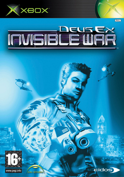 Deus Ex 2: Invisible War for Xbox