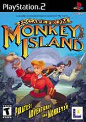 Escape From Monkey Island for PlayStation 2