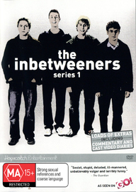 The Inbetweeners - Series 1 on DVD