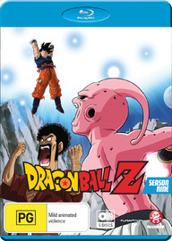 Dragon Ball Z - Season 9 on Blu-ray