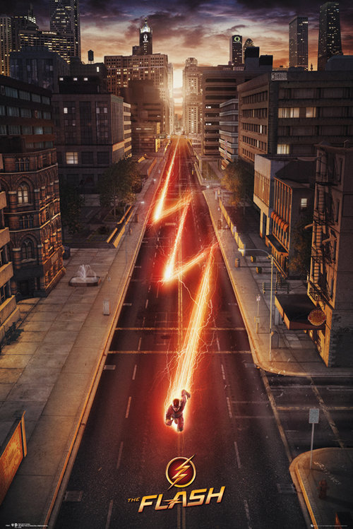The Flash TV Series Maxi Poster (312)