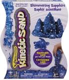 Kinetic Sand Gem - Blue Sapphire