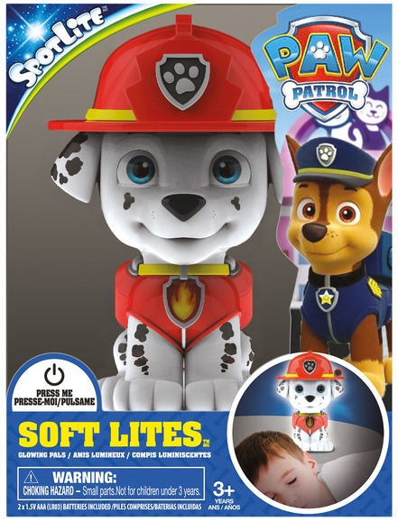 Paw Patrol  Soft Lite Night Light - Marshall Dalmatian Images at Mighty ... a74f6527d278