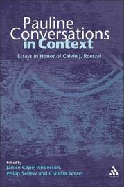 Pauline Conversations by Janice Capel Anderson