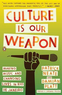Culture Is Our Weapon by Patrick Neate image