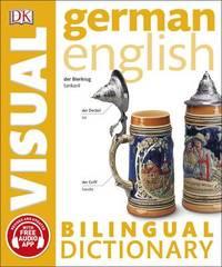 German English Bilingual Visual Dictionary by DK