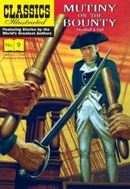 Mutiny on the Bounty by Charles Nordhoff image