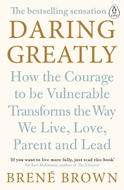 Daring Greatly by Brene Brown image
