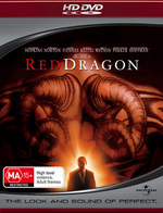 Red Dragon on HD DVD