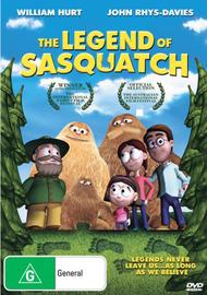 The Legend of Sasquatch on DVD