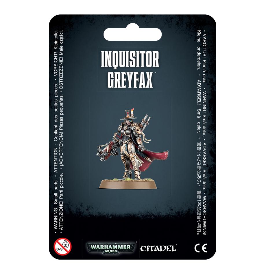 Warhammer 40,000: Inquisitor Greyfax image