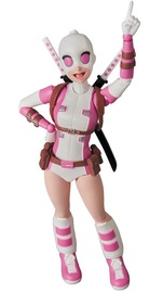 MAFEX: Marvel's Gwenpool - Articulated Figure