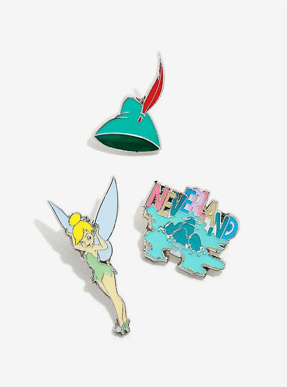 Loungefly: Enamel Pin Set - Peter Pan