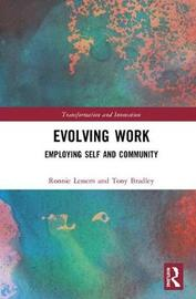 Evolving Work by Ronnie Lessem