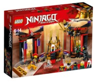 LEGO Ninjago - Throne Room Showdown (70651)