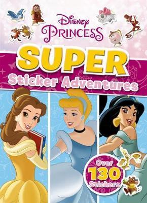 Disney Princess: Super Sticker Adventures image