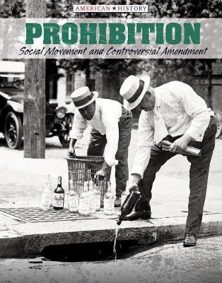 Prohibition: Social Movement and Controversial Amendment by Joan Stoltman image