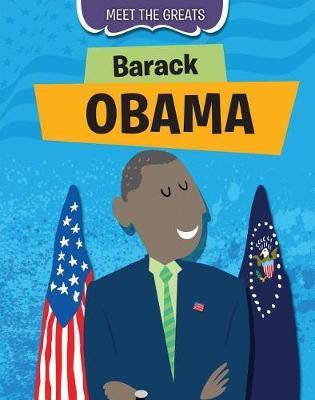Barack Obama by Tim Cooke