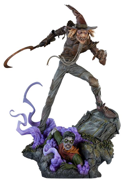 """DC Comics: Scarecrow - 21"""" Premium Format Figure"""