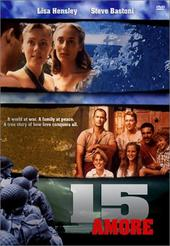 15 Amore on DVD