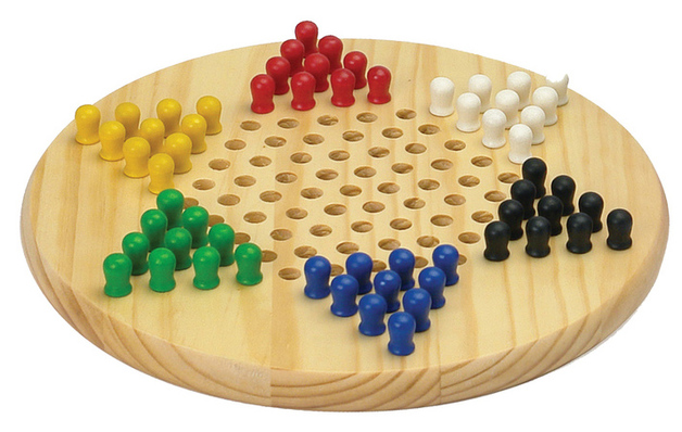 Chinese Checkers - Board Game