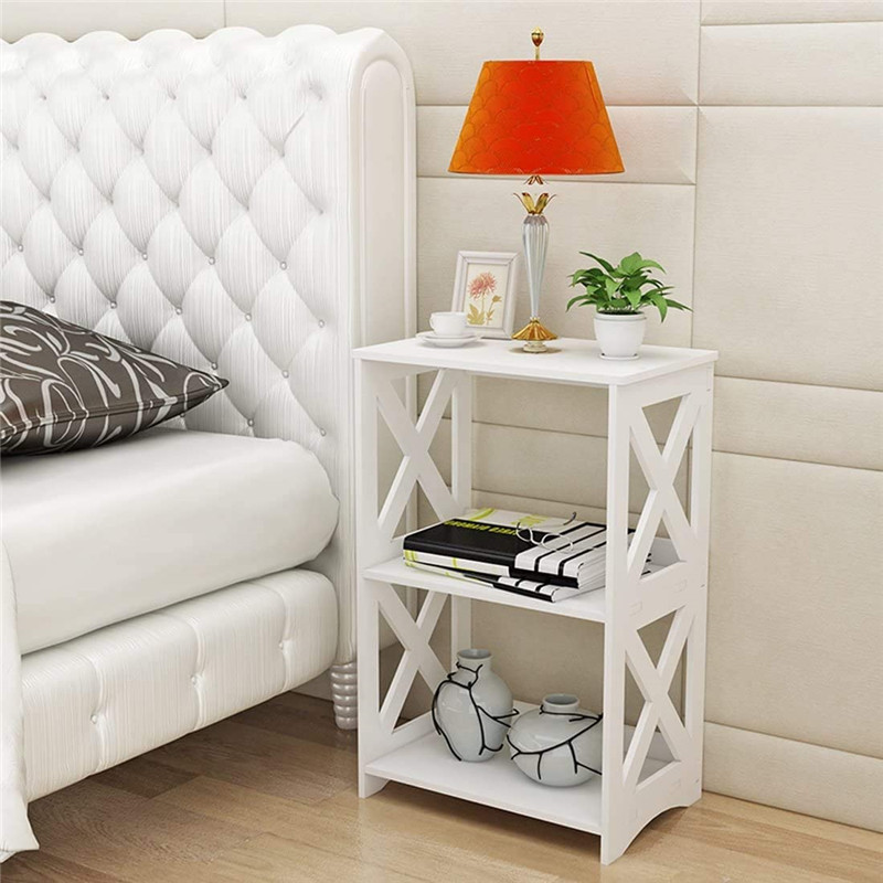 Small End Table (White) image