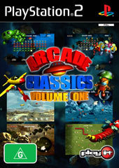 Arcade Classics - Vol. 1 for PlayStation 2