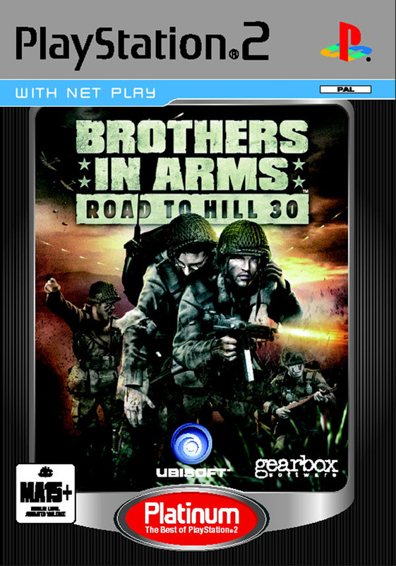 Brothers in Arms: Road to Hill 30 for PlayStation 2