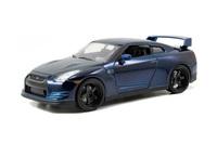 Jada Fast & Furious 7 2009 Nissan GT-R 1:24 Diecast Model