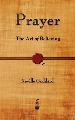 Prayer by Neville Goddard image