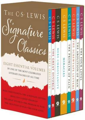 The C. S. Lewis Signature Classics (8-Volume Box Set) by C.S Lewis