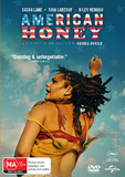 American Honey on DVD