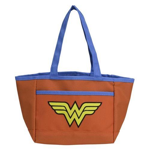 DC Comics: Wonder Woman - Logo Mini-Tote Bag image
