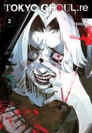 Tokyo Ghoul: re, Vol. 3 by Sui Ishida image