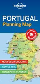 Portugal Planning Map by Lonely Planet