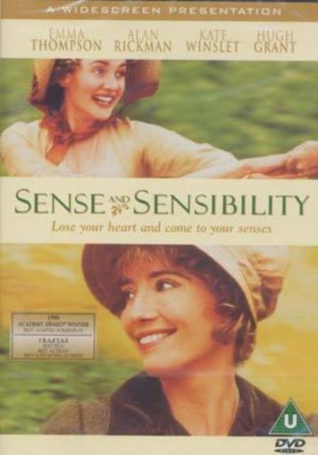 Sense & Sensibility on DVD