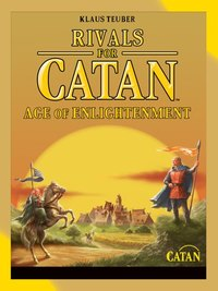 Catan: Rivals of Catan - Age of Enlightenment (Revised Edition)