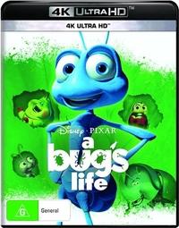 A Bug's Life on UHD Blu-ray image
