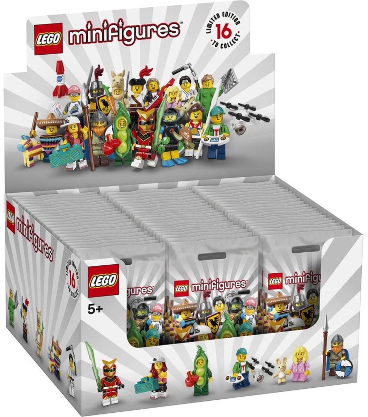 LEGO Minifigures - Sealed Box image