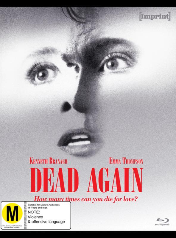 Dead Again (Imprint #23) on Blu-ray