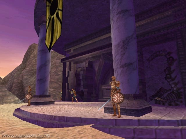 Summoner 2 for PS2 image