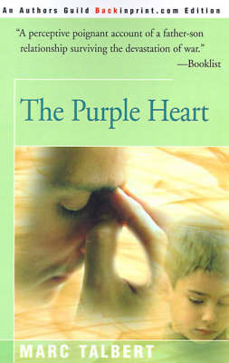 The Purple Heart by Marc Talbert image