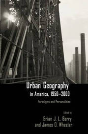 Urban Geography in America, 1950-2000 image