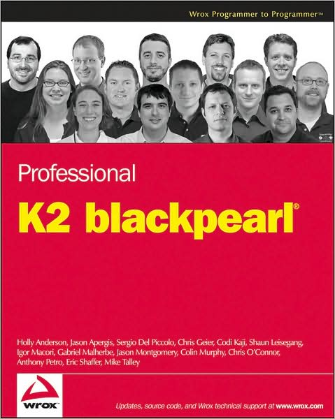 Professional K2 [blackpearl] by Holly Anderson image