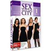 Sex And The City - Season 1 Disc 1 on DVD