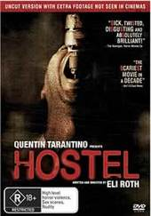 Hostel on DVD