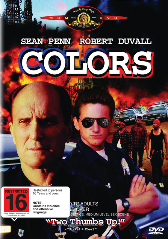 Colors on DVD